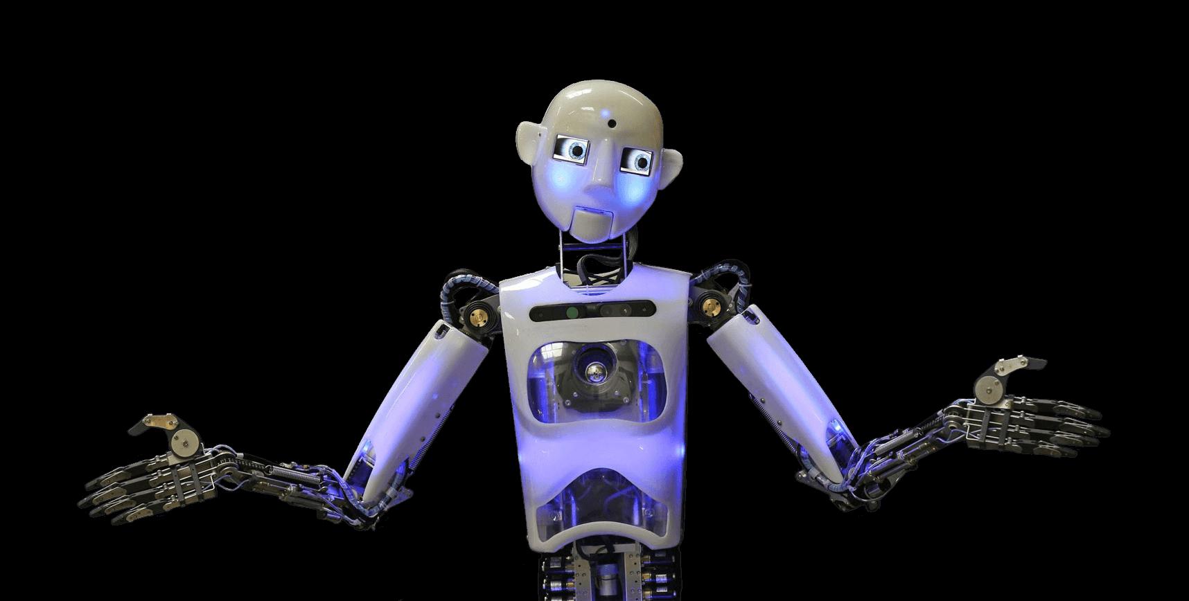 Робот-актер Thespian