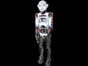 Робот-актёр Thespian