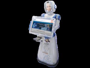 Автономный промо-робот Time-S/FURO-S Аренда от 64 000,00 руб.