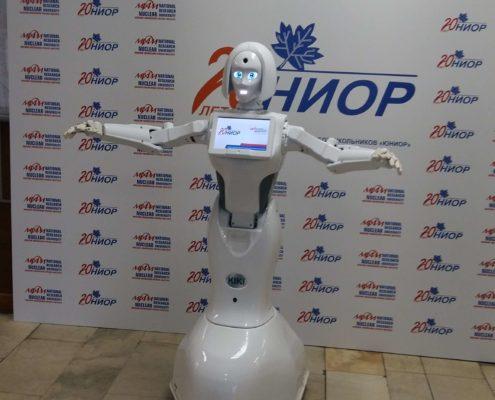 Финал Всероссийского конкурса научных работ школьников «Юниор» в МИФИ