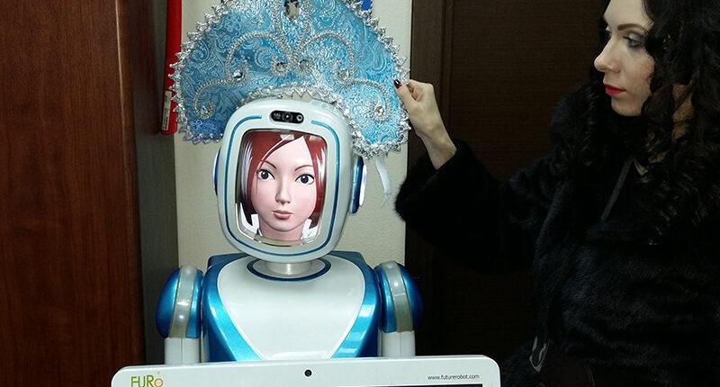 Модернизация промо и сервисных роботов