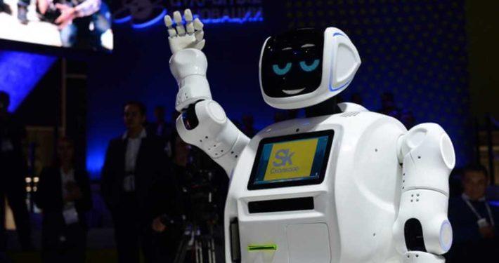Робот Promobot V3