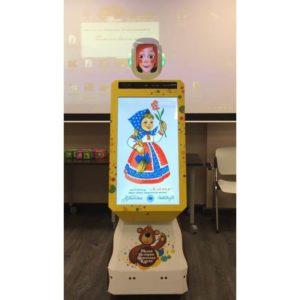 Робот-учитель / Робот-Экскурсовод