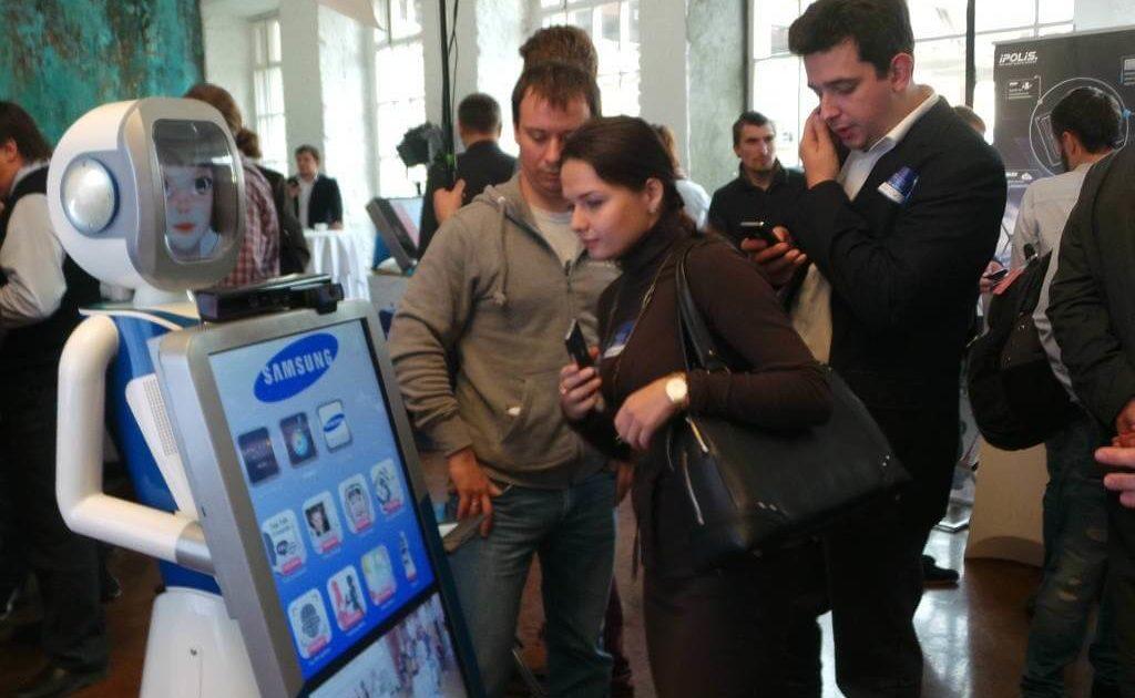 Мероприятие Samsung «IT-решения для ритейла»