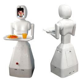 Робот-официант Си-си