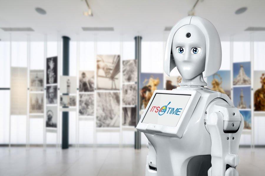 Разнообразие робототехники для проведения различных мероприятий