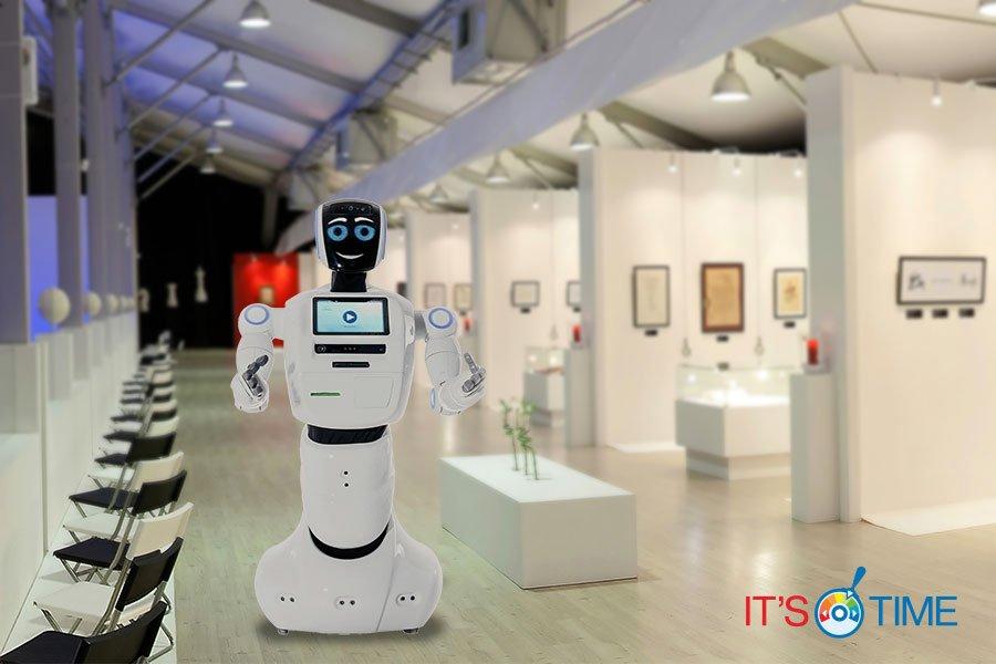 Рекламные роботы РФ