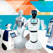 Разнообразные модели роботов