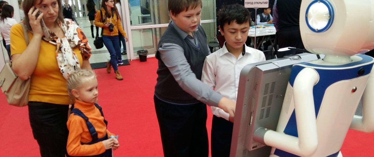 VI Всероссийский Фестиваль науки в г. Красноярске