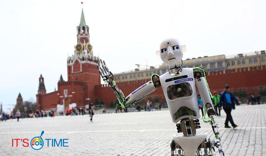 Робот-аниматор: технологии для развлечения