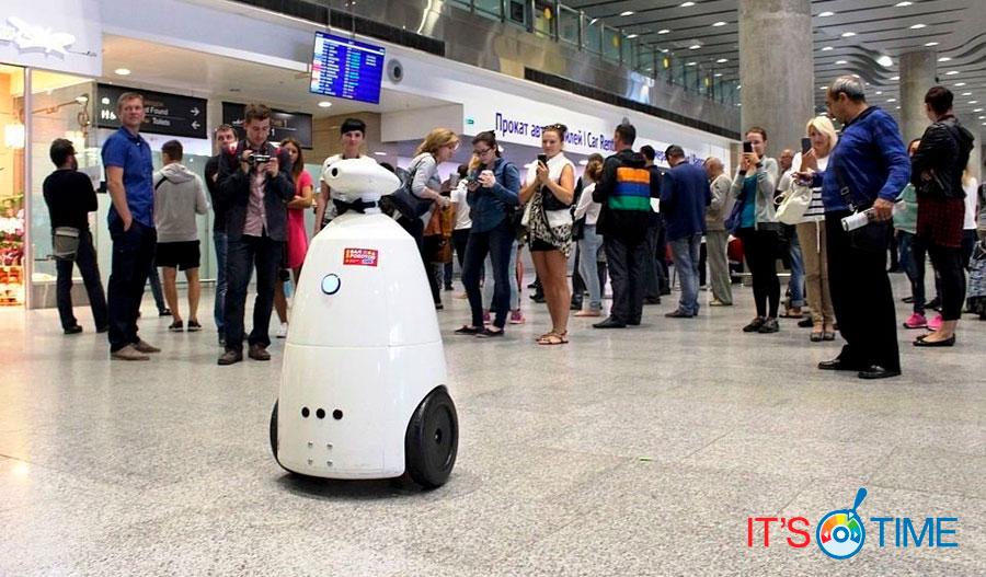 Какого робота купить для выставки
