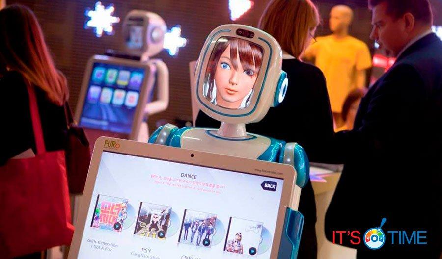 Роботы для работы: особенности и преимущества