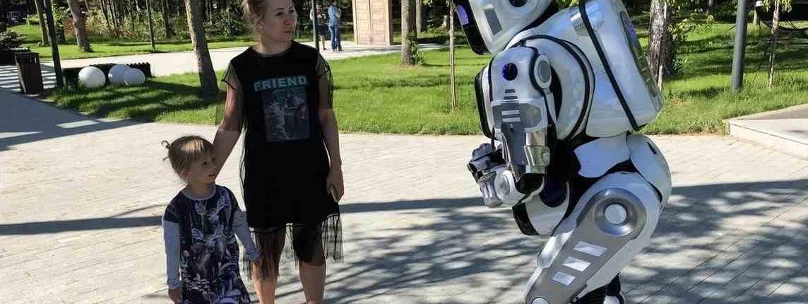 Производство роботов на заказ