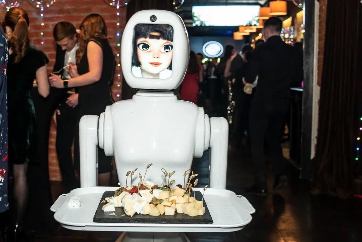 Робот аниматор