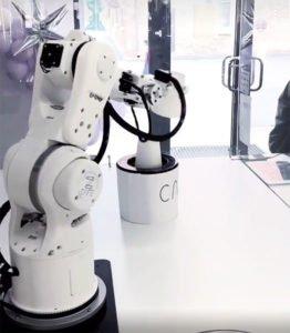 Робот-бариста