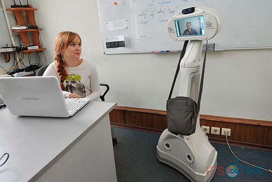 Робот телеприсутствия