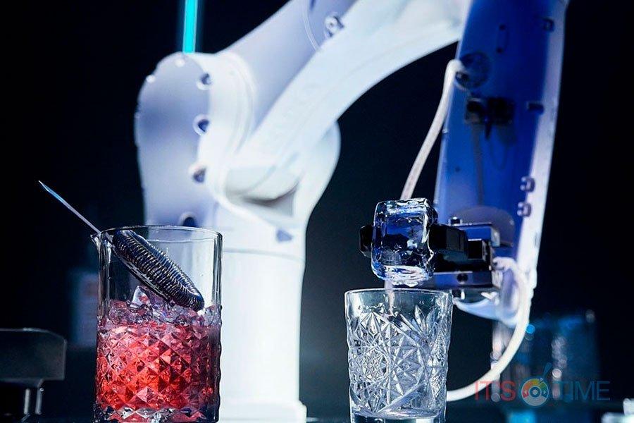 Роботизированный бар